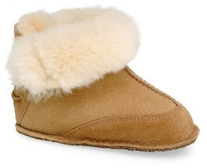 Infant's Boo Chestnut Bootie